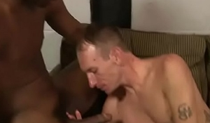 White Sexy Boy Fucked Hard By Muscled Black Dude 01