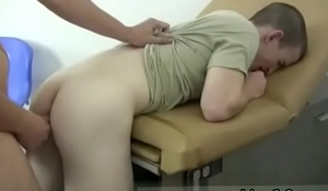 New video gay male medical exam Mick then picks up a test bottle that
