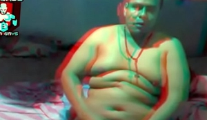 gordo 3D MASTURBANDOSE