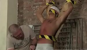 Gay male celebrities bondage fan movietures xxx Slave Boy Made To