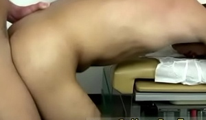 Group boy physical exam gay porn videos I collapsed back on the exam