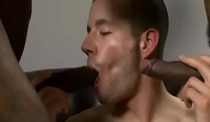 Gay Black Dude Fuck WHite Skinny Sexy BOy Hard 02