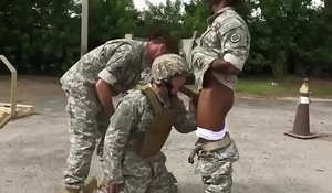 Male soldiers butts and nude men army examination gay first time