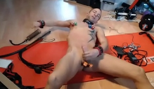 ElKurioso. Slaveboy  young looking  very submissive and eager to please