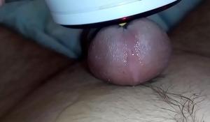 Edge orgasm play
