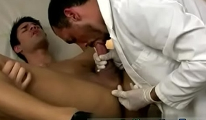 Rubbing straight men gay porn Condom rolled on, Connor glided his