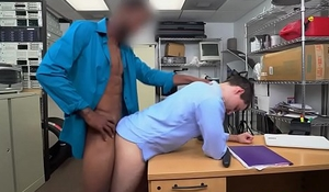Straight casting whiteguy assfucked with BBC