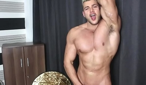 King of muscle cum edge