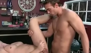 Straight turns into gay cock dick movie Str8 Hunk Slice Is Ready 22