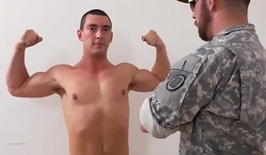 Gay sexy army guys Extra Training for the Newbies