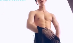 Hot Hunky Thai Boy Cumshot