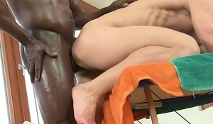 Private tape bareback fuck with blonde twink