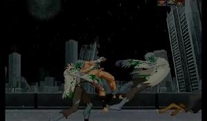 Anime Gay M.U.G.E.N.r-18 Joe Higashi