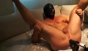 DRILLING MUSCLE ASS