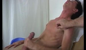 Erotic male physical therapy video gay xxx Jacob came a enormous load
