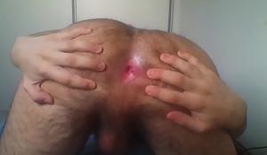Dedando meu cuzinho / Fingering my ass