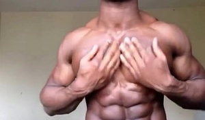 Black Muscle Chest