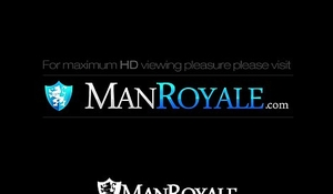 ManRoyale - Good morning anal beads and flesh light fun