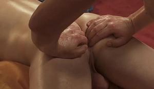 Giving Good Butt Massage