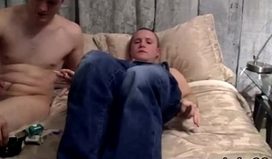 Sexy men big white dick fucking boy gay porn first time Bryce Gets
