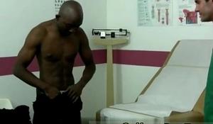Men erotic physical exam gay xxx Naked on the examination table I put