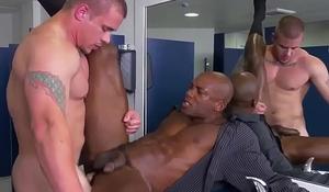 Huge black straight men nude gay xxx The HR meeting