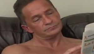 Gay Porn Music video Dad And Son I'M YOUR MAN