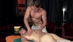 Unfathomable tonguing for tight butt