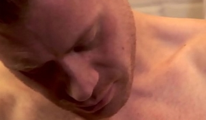 British wrestlers buttfucking in locker room