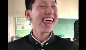 Japanese gay boy