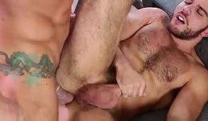 Jackson Grant rams Jimmy Durano ass until cum