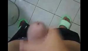 台灣年輕弟弟 廁所尻