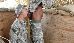 The hottest gay military sex ever The Troops are wild!