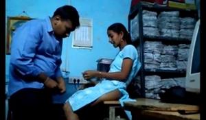 Office Wala Valentine Sex with Bhabhi