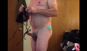Cute dad/mature with big cock roughly bikini, adam longrod