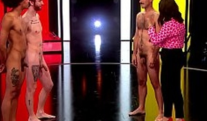 Naked Attraction Gay Highlights 5.4, 5.3 Massive Cock Piercings plus a Really Broad in the beam Ass