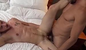JockPussy - Transgender FTM stud Luke Hudson gets big unearth bareback