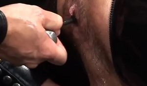 rough fuck with piss and ass play