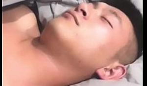 Sleeping Blissful Boy 69
