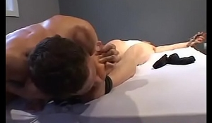Sexy twink Chip delivers a wild tickling to Dylan West