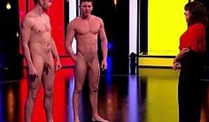 Naked Friendliness Gay Highlights 2.2, Elegant College Guys
