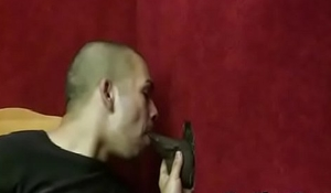 Interracial Gay Gloruhole And Nasty Handjob Video 01