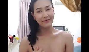 Thai Shemale Supprakarn Pata Exposed XXX Nude Flick Cumshot