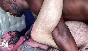Cutler X Defeat Breeds and Fucks Julien Torres with his Uncut Monster Cock