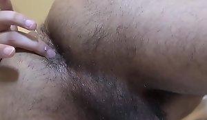 Gay asian solo stroking