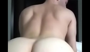 big ass boy twerking