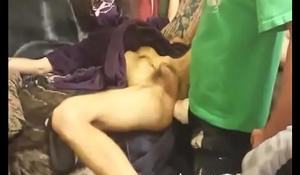 wtffuck dick in his stomach must see